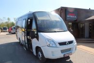 24 Seater Mini Coach Hire  Minibus and Coach Hire
